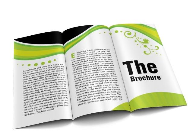 How to create a great marketing brochure {7 Tips}