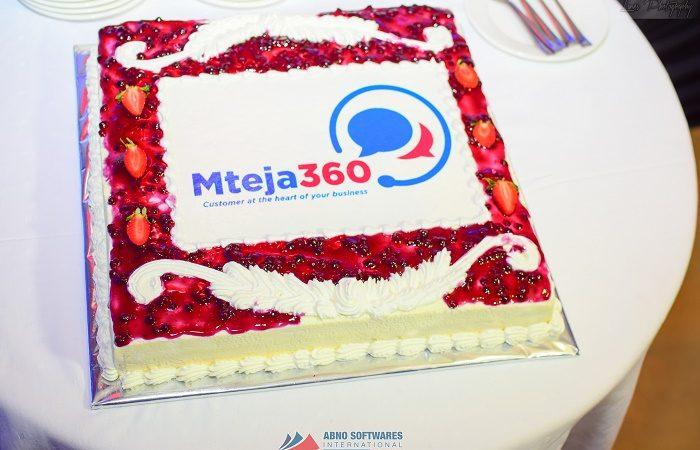 Building Mteja360 brand identity