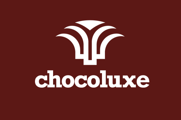 Chocolate Fountain Brand identity design – Chocoluxe