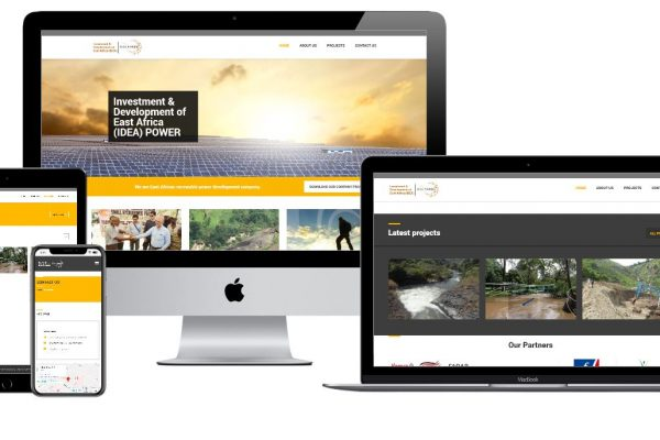 Idea Power Group Website Re-development