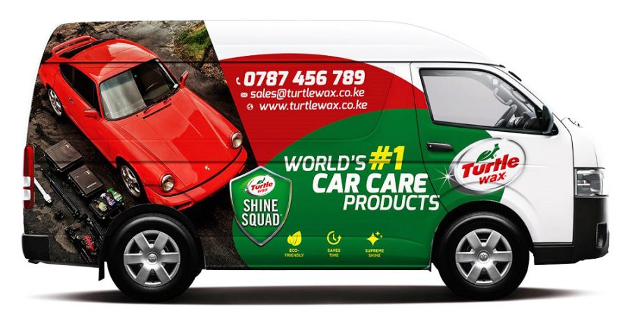 Corporate Vehicle branding in Nairobi, Kenya (5 TIPS)