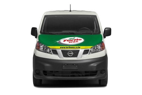 Nissan NV200 Vehicle Branding